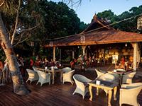 bamboo bungalows restaurant koh phayam1